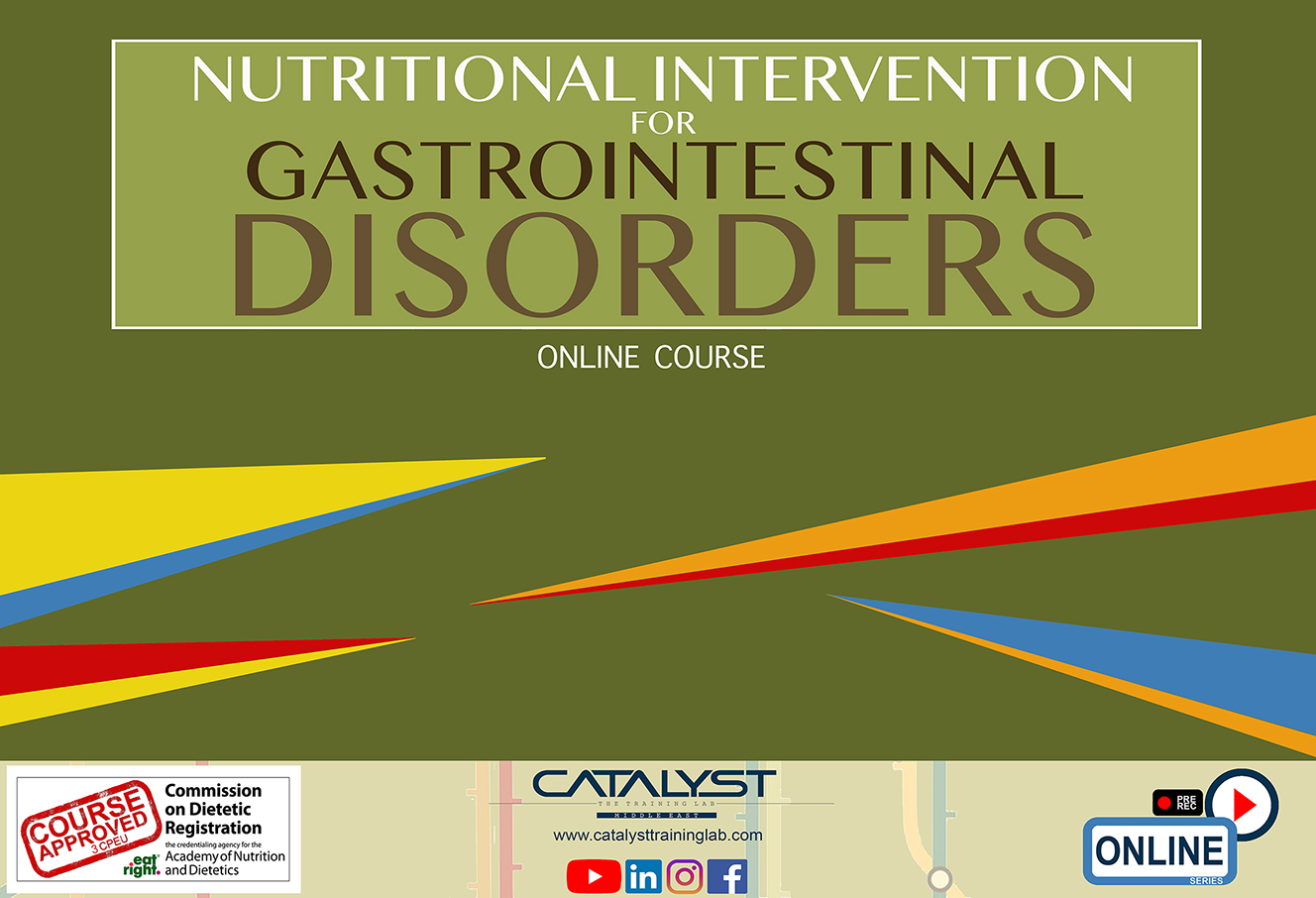 Nutritional Intervention for Gastrointestinal Disorders