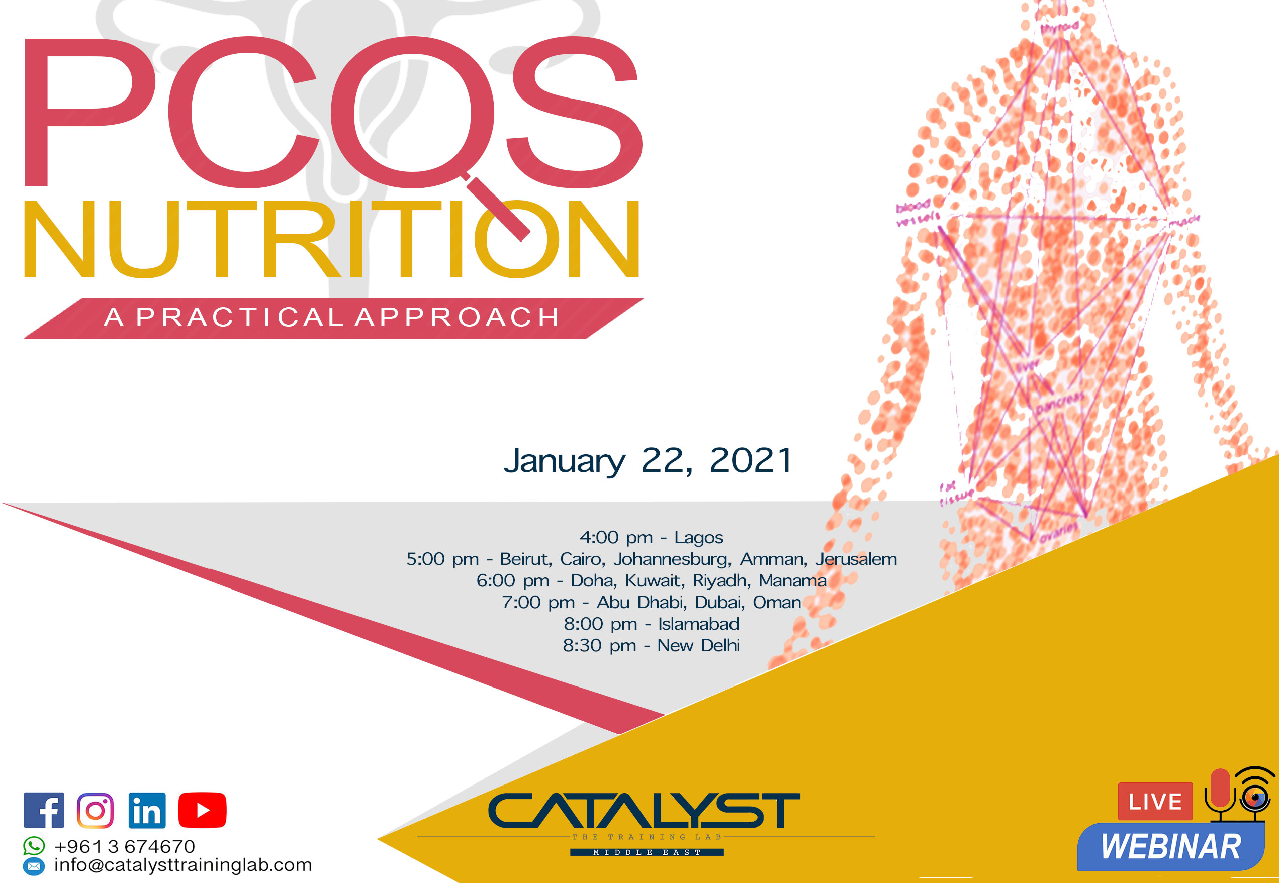 PCOS NUTRITION - A Practical Approach
