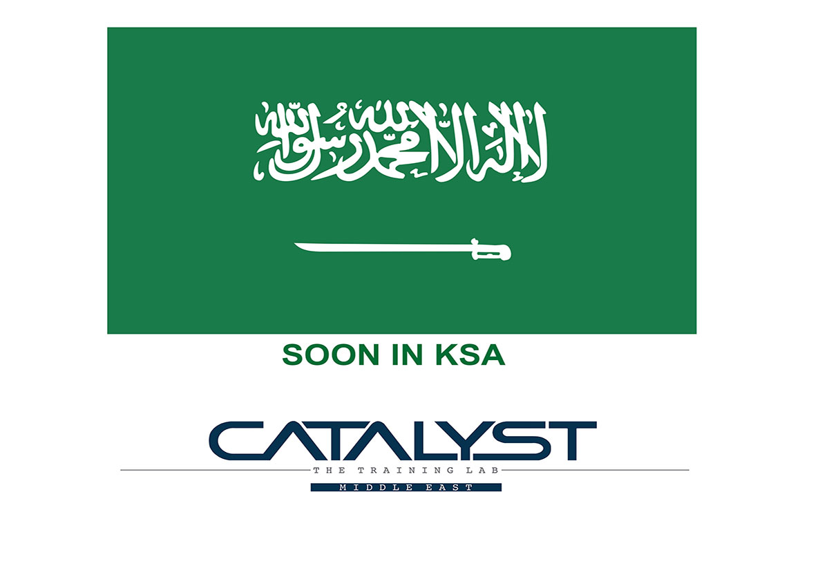 CATALYST in Kingdom of Saudi Arabia